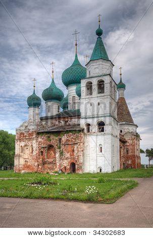 Epiphany Orthodox cathedral