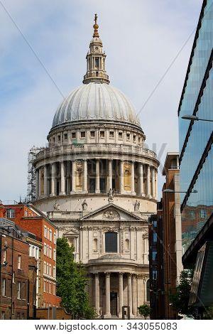 St Paul London 1