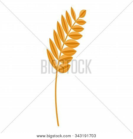 Cereal Wheat Icon. Isometric Of Cereal Wheat Vector Icon For Web Design Isolated On White Background