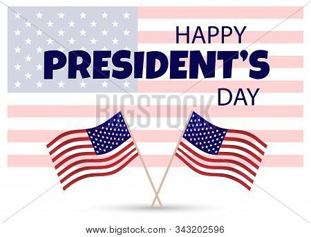 President's Day, Presidents Day, Presidents' Day background, President's Day banners, President's Day flyer, President's Day design, President's Day flag on background, Copy space text area, vector illustration. President day poster with red and blue desi
