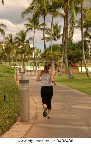 Running In Paradise