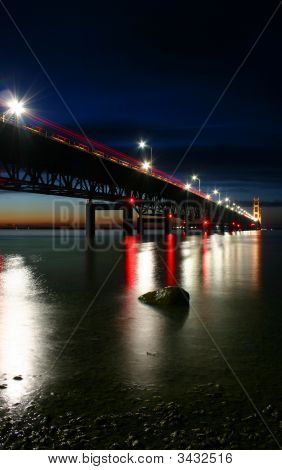 Dusk Bridge