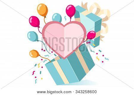 Valentines Present Card