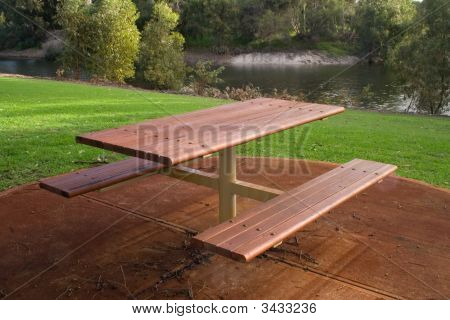Picnic Table And Chairs