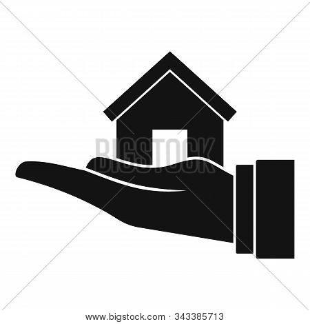 Leasing Home Icon. Simple Illustration Of Leasing Home Vector Icon For Web Design Isolated On White