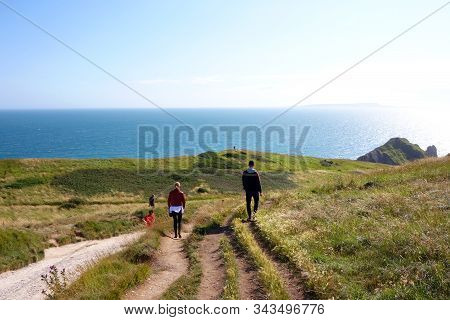 Most Iconic Landscapes During Summer Season In South Coast Of England
