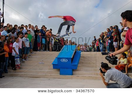 National Etnies Skate Circuit 2007/08