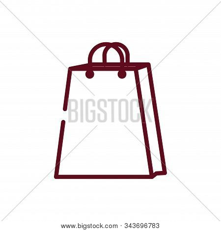 Shopping Design Of Commerce Market Store Shop Retail Buy Paying Banking And Consumerism Theme Vector