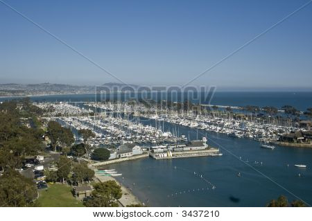 Dana Point Yacht Harbor