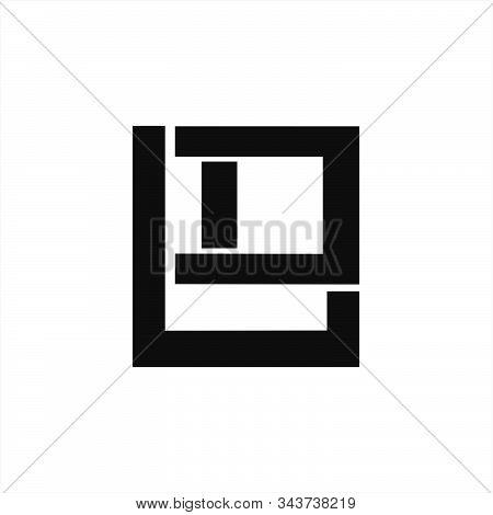 Simple Al, Kla, Lad Initials Company Logo