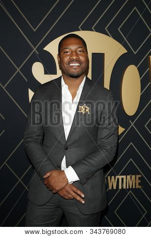 LOS ANGELES - JAN 4:  Gatsby Randolph at the Showtime Golden Globe Nominees Celebration at the Sunset Tower Hotel on January 4, 2020 in West Hollywood, CA