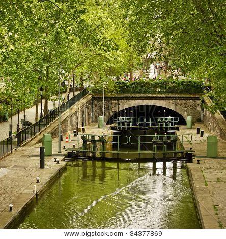 Paris's Canal St. Martin