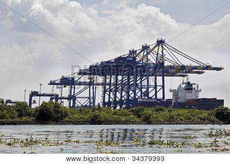 Kochin Container Terminal