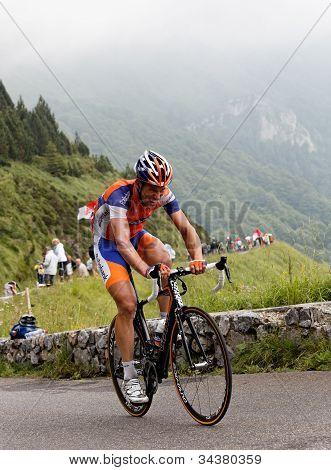 The Cyclist Maarten Tjallingii
