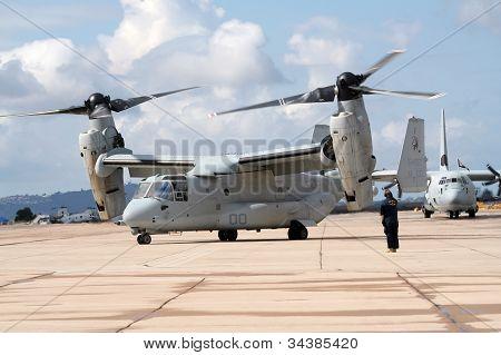 Us Marines Osprey