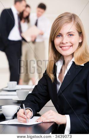 Leader At Work