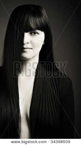 Mysterious Woman