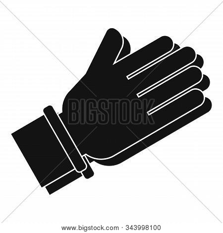 Prayer Hands Icon. Simple Illustration Of Prayer Hands Vector Icon For Web Design Isolated On White