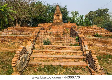 Alte Chedi In Wiang Kum Kam, Ancient City