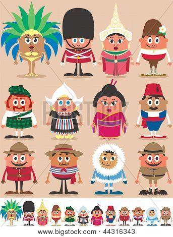 Nationalities Part 2