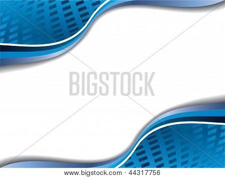 Blue Stylish