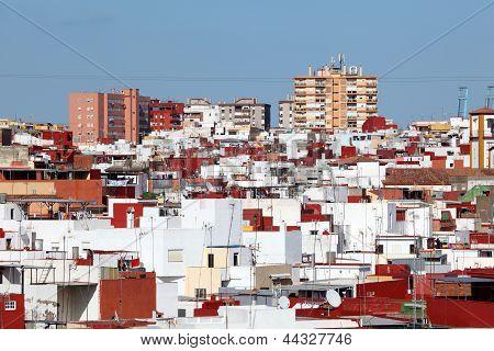 Cityscape Of Algeciras, Spain