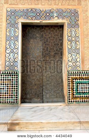 Door Of A Palace