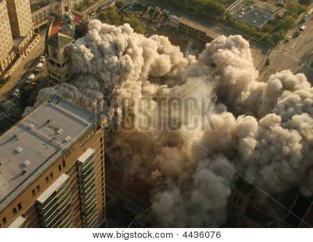 Implosion Clouds
