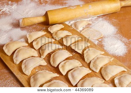 Fresh Hand Made Dumplings