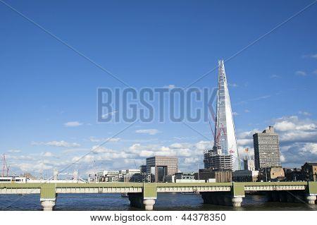 London Shard Panorama