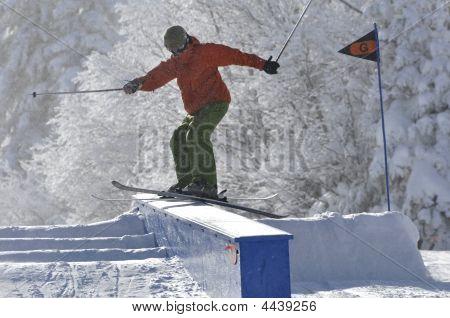 Ski Rail