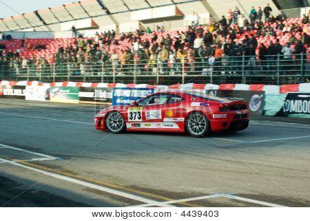 Ferrari Challenge Shell Cup,motor Show Bologna