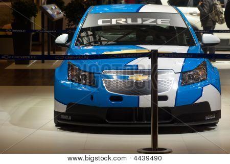 Chevrolet Cruze Wtcc Revealed In Bologna, Italy
