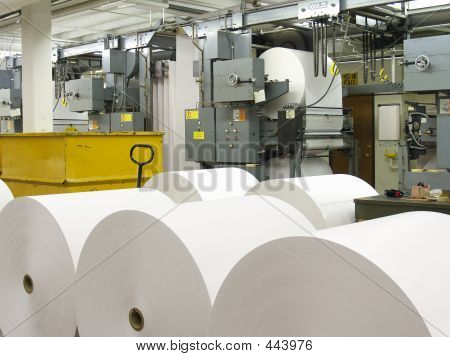 Paper And Press