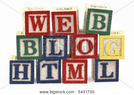 Web, Blog And Html