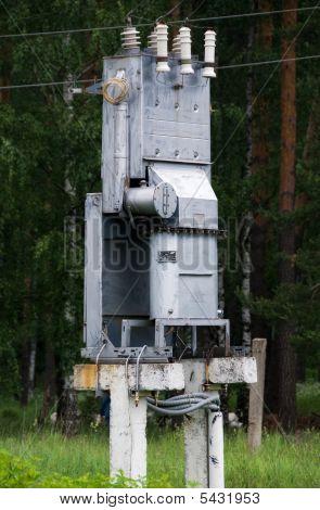 Old Gray Transformer