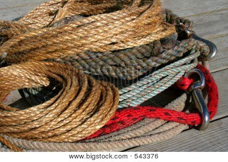 Rope Pile 3