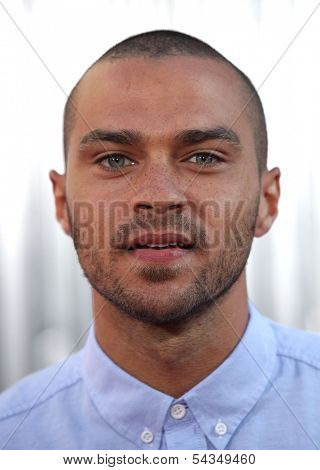 LOS ANGELES - OCT 02:  JESSE WILLIAMS arrives to the