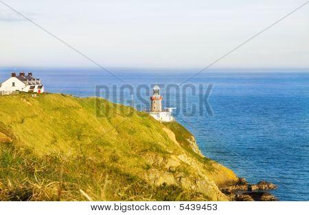Bailey Lighthouse At Howth, Dublin
