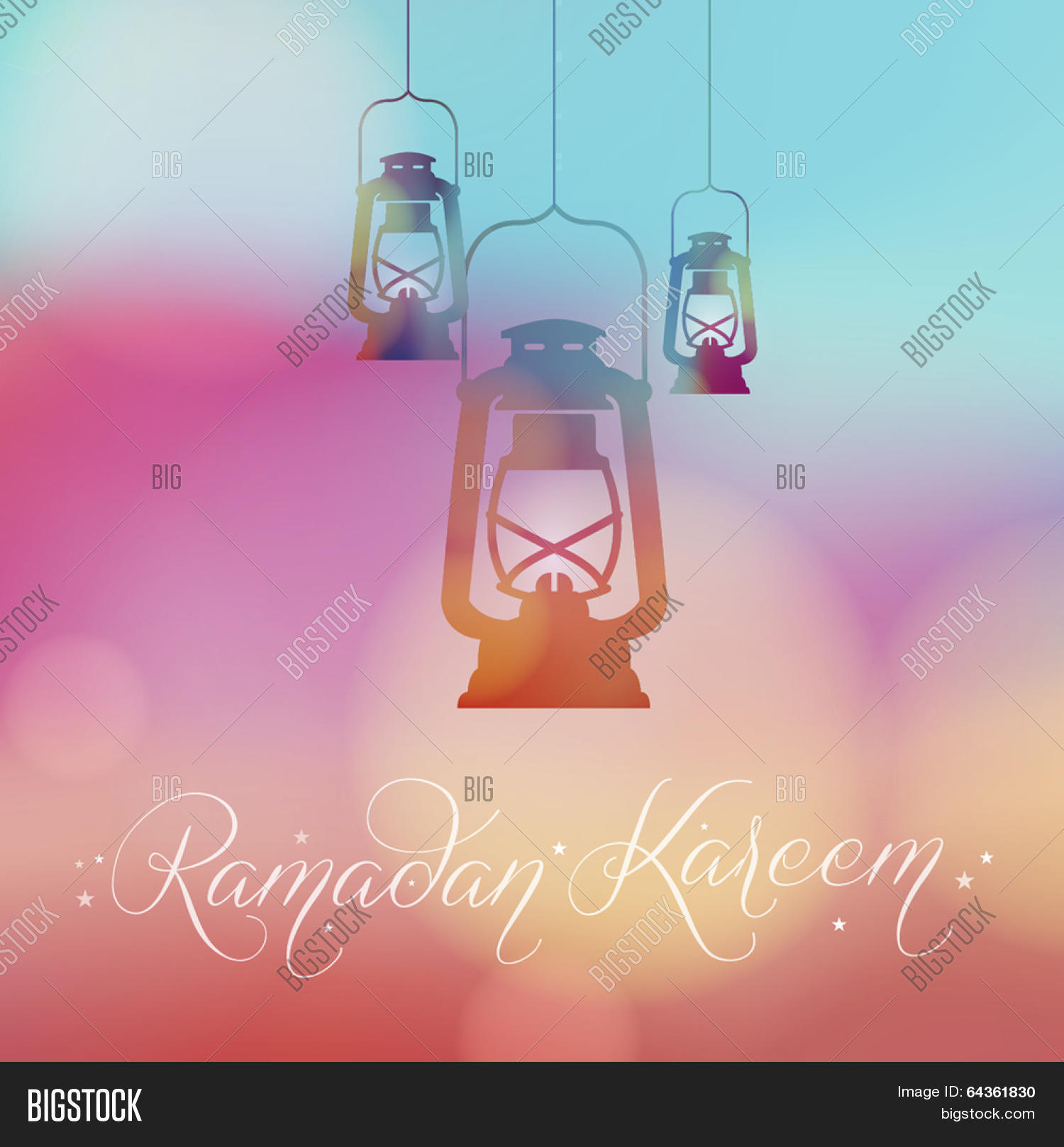 Traditional arabic vector photo free trial bigstock traditional arabic kerosene lamp ramadan greeting card m4hsunfo