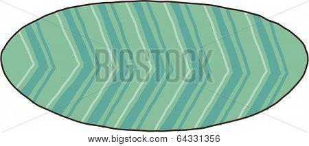 Vector illustration of a lug