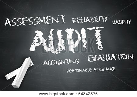 Blackboard Audit