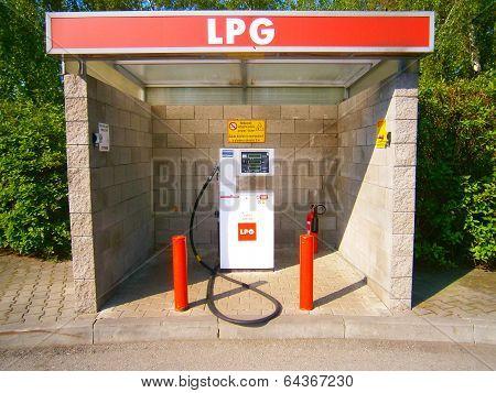 Filling stations LPG
