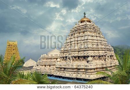 Hindu Narasimha Temple
