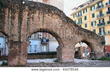 Porticus Aemilia In Rome