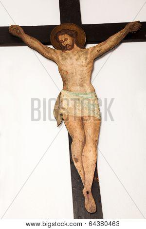 Crucifixion Scene Of Jesus
