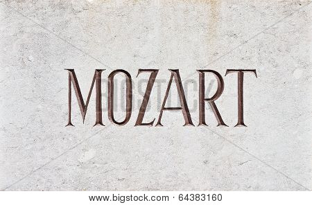 MOZART Letters