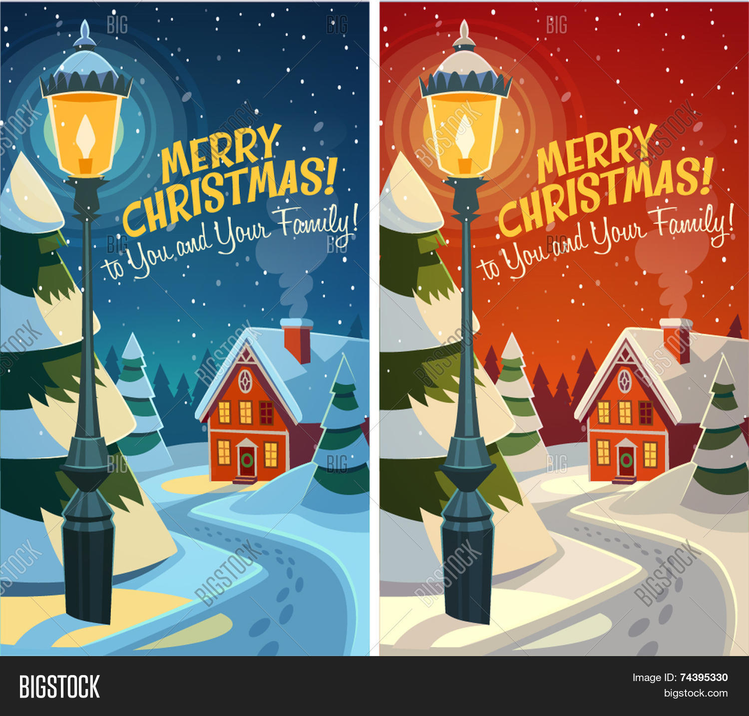 Old Fashioned Street Vector & Photo (Free Trial) | Bigstock