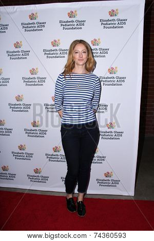 LOS ANGELES - OCT 19:  Judy Greer at the 25th Annual
