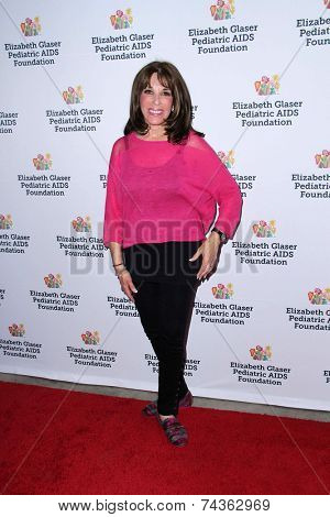 LOS ANGELES - OCT 19:  Kate Linder at the 25th Annual